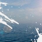 6: Open water